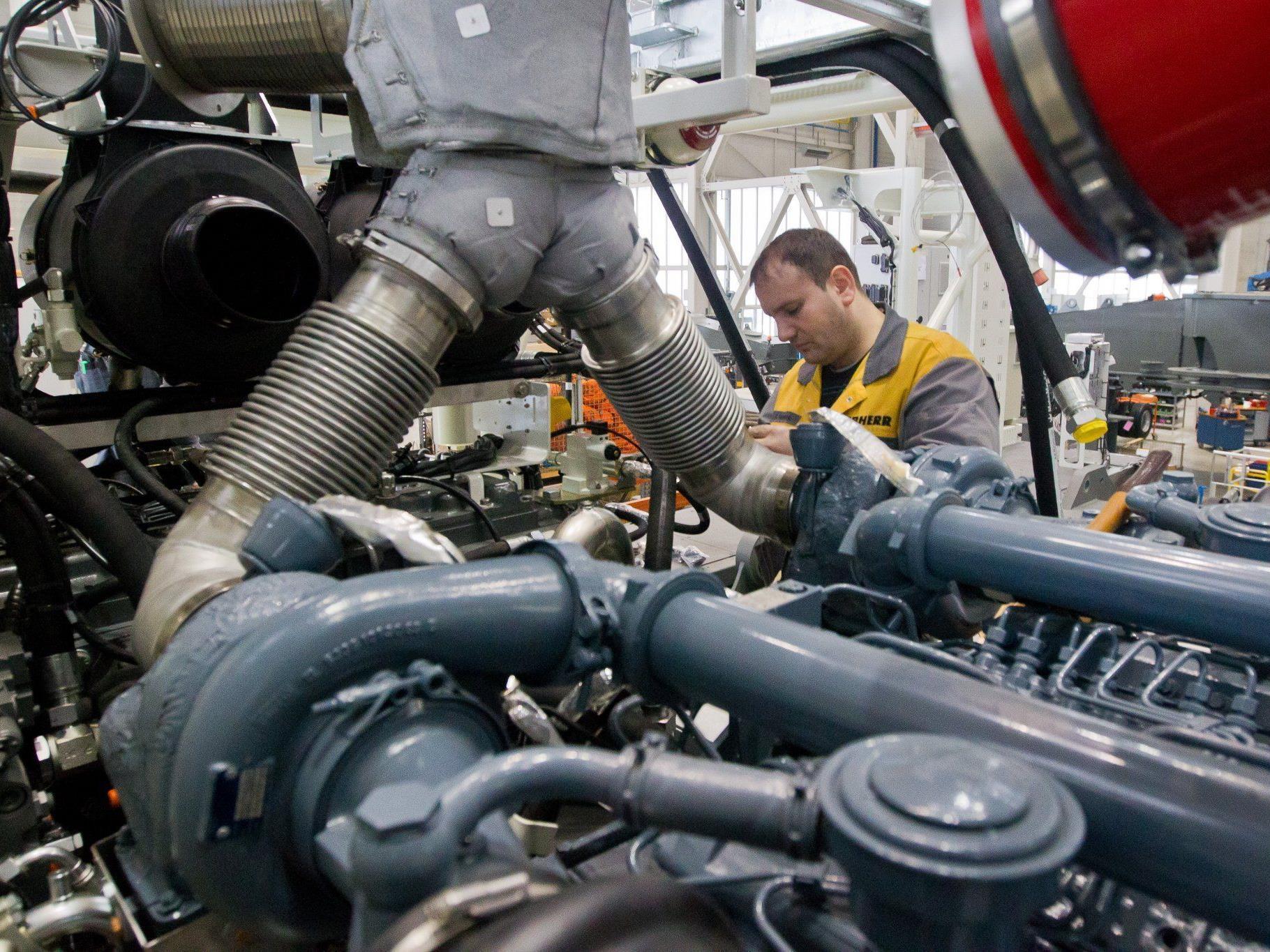 Versorgungssicherheit mit Rohstoffen und Energie zentrales Thema für heimische Industrie.
