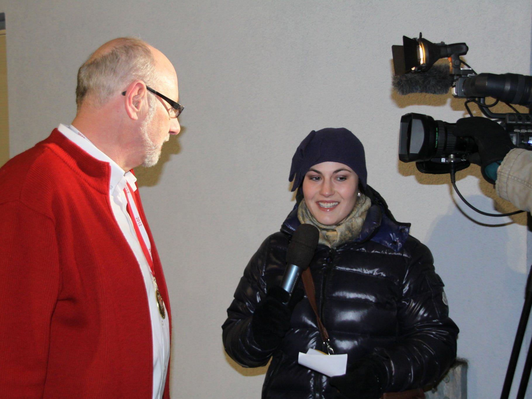 Sandra Nemetschke ist Journalistin und Moderatorin bei einem Oberländer Privatsender.