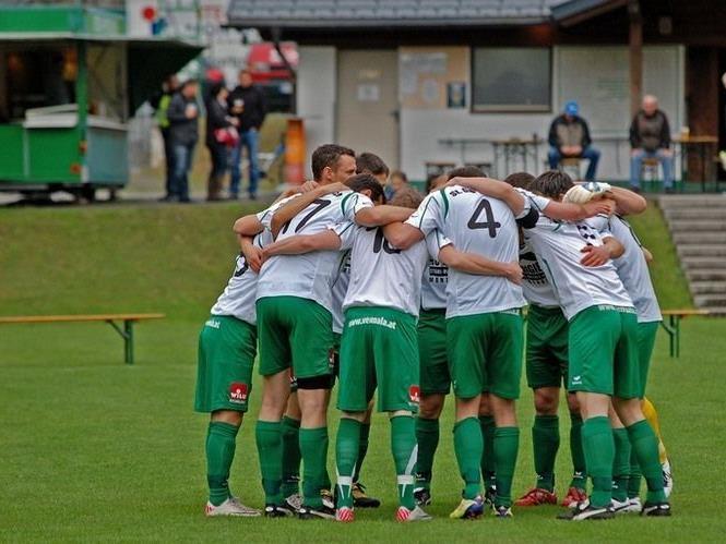 Der SC St.Gallenkirch kann endlich wieder über einen Sieg jubeln