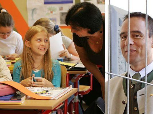 """AKS: Schule ist keine """"Bluatwiesn""""."""