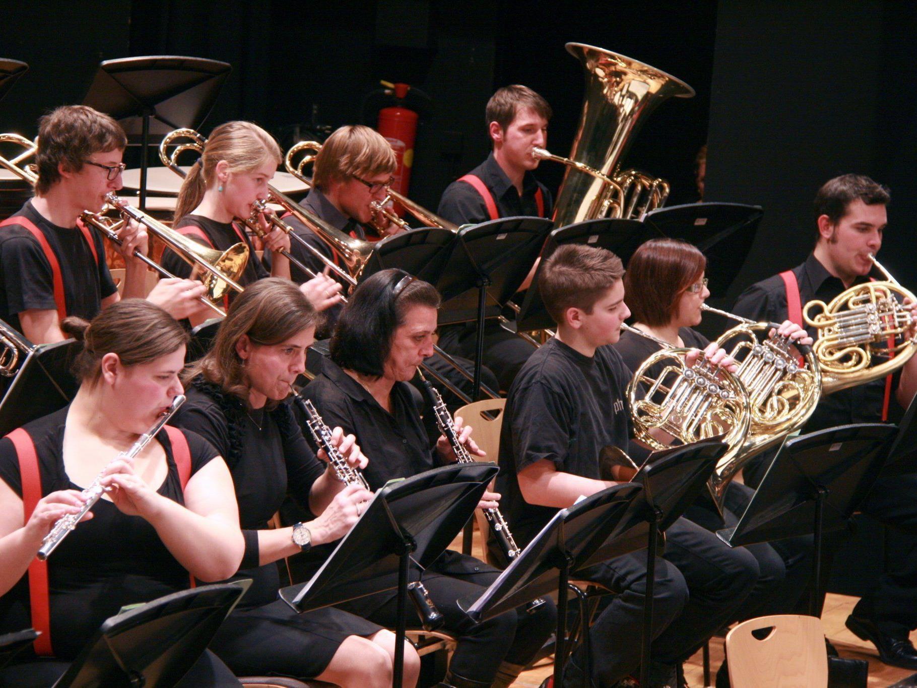 Die Musikschule trumpft auf