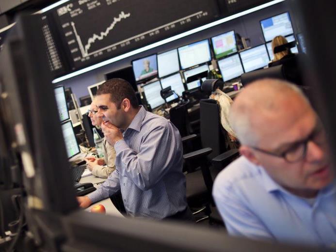 Euro und EuroStoxx50 machen Verluste wett