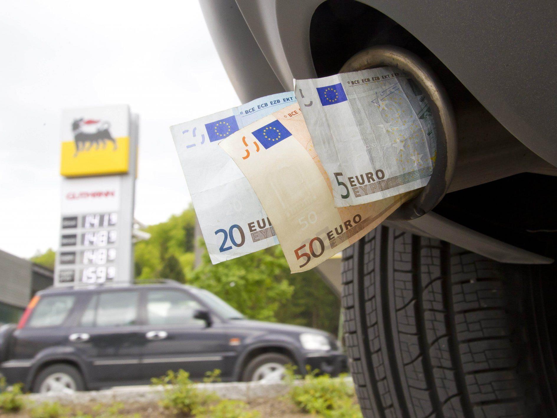 Spritpreis-Korridor - Tankstellenpächter bestimmen weiter den Preis.