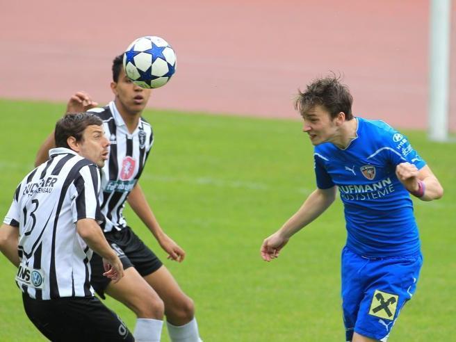 Rätia Bludenz und FC Bizau spielten 1:1-Remis.