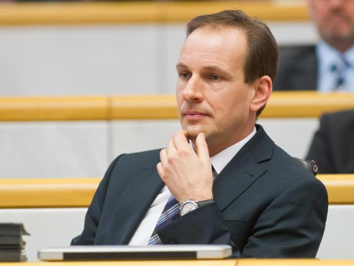 FPÖ-Landesrat Dieter Egger tippt den kommenden Spieltag der Vorarlbergliga.