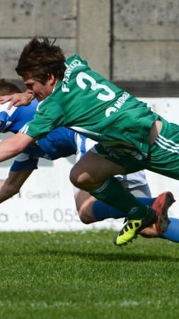 FC Lustenau Amateure mit sieben Kaderspielern zum Heimsieg.