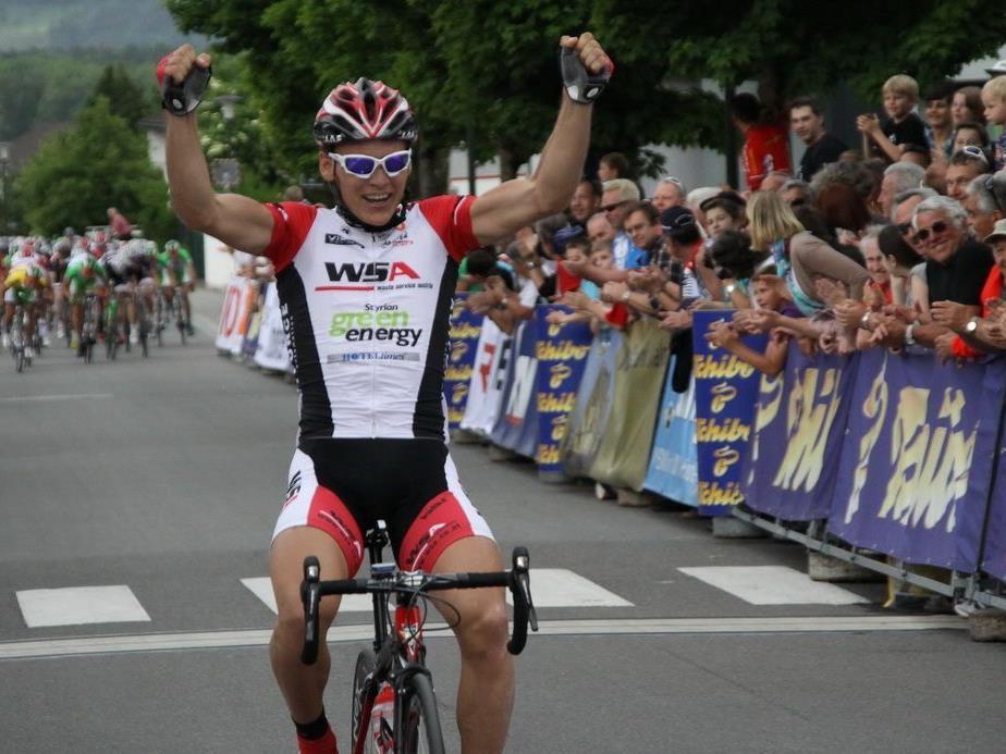 Radsport vom Feinsten über vier Stunden lang war am Sonntag in Nenzing angesagt.