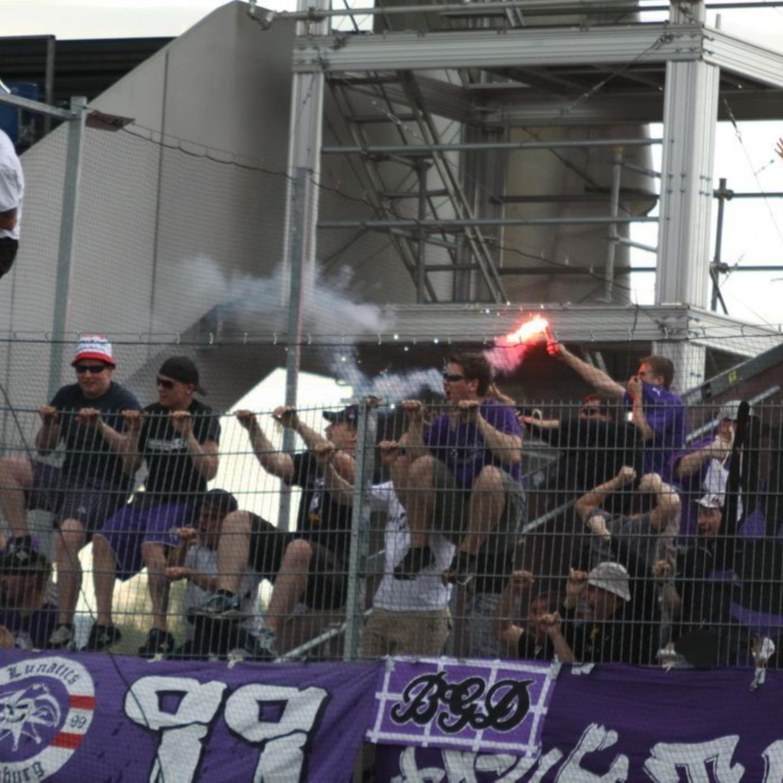 Salzburg Fans hinterließen einen bitteren Beigeschmack.