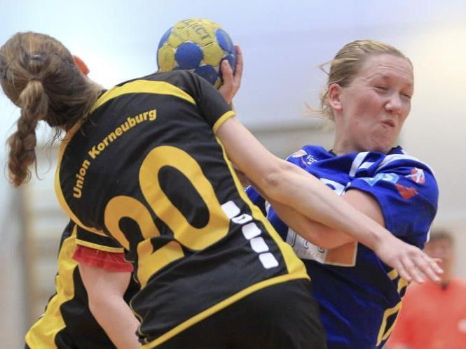 Leistungsträgerin Heidi Holmberg will mit Feldkirch das Ländlederby gegen Dornbirn gewinnen.