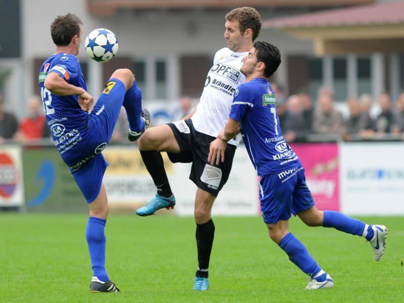 Aleksandar Umjenovic wechselt von den Altach Amateuren nach Bizau.