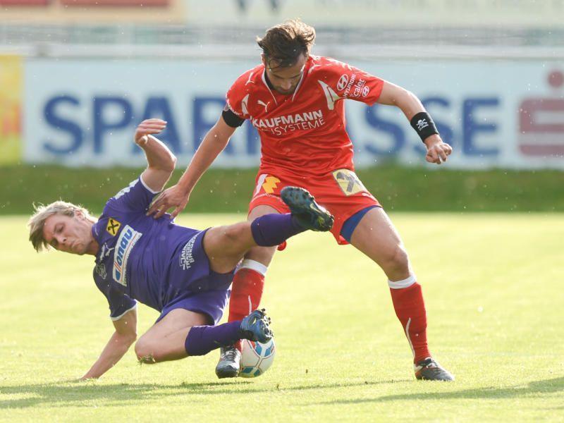 Meister Bizau gewinnt bei der Bregenzer Viktoria mit 1:0.