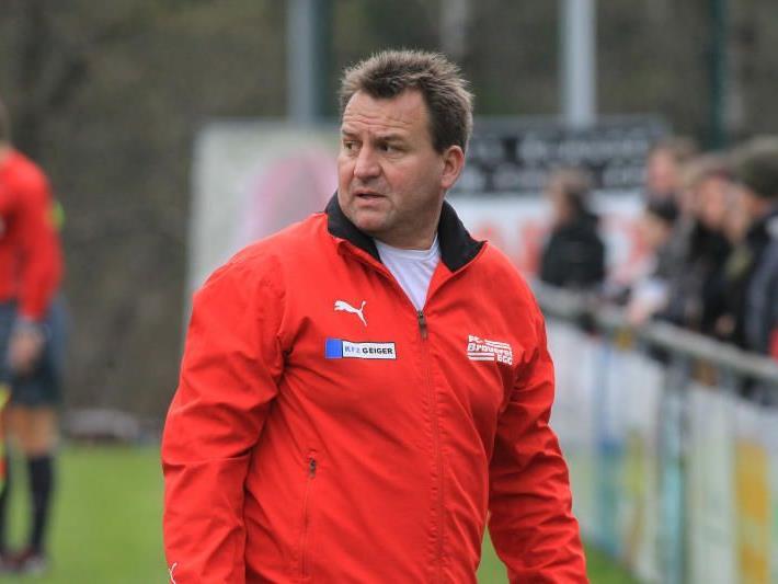 Franz Pircher ist nicht mehr Trainer beim FC Brauerei Egg.