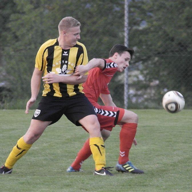 Krumbach und Dornbirn 1b trennten sich mit einem 1:1-Remis.