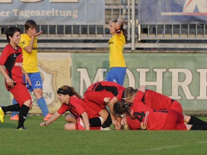 RW Rankweil Damen stehen im Cupfinale und treffen dort auf ESV Bludenz.