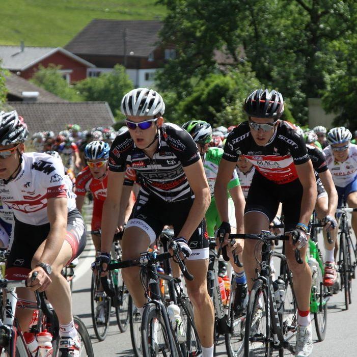 Radsport vom Feinsten gibt es in Nenzing zu sehen.