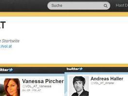 Sie können den VOL.AT-Redakteuren jetzt auch auf Twitter folgen.