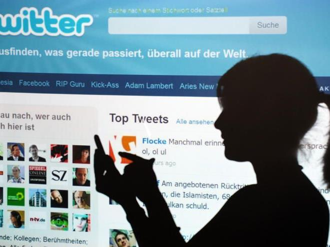 Kurznachrichtendienst Twitter kündigt Untersuchung an.