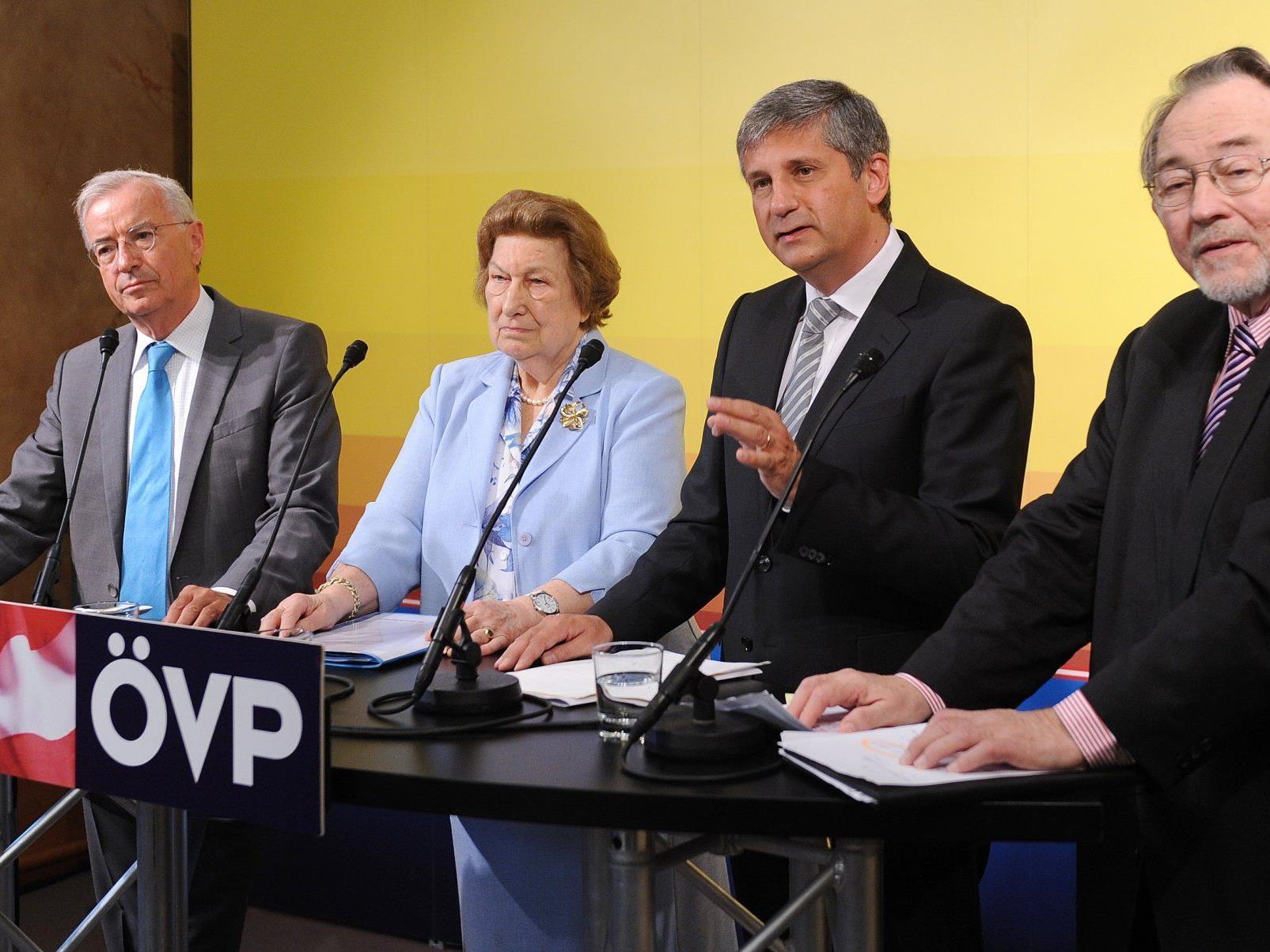 """ÖVP-Verhaltenskodex mit zwölf """"Guidelines""""."""