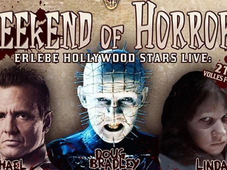 Am 16. und 17. Juni 2012 findet das erste Weekends of Horrors in Wien statt.