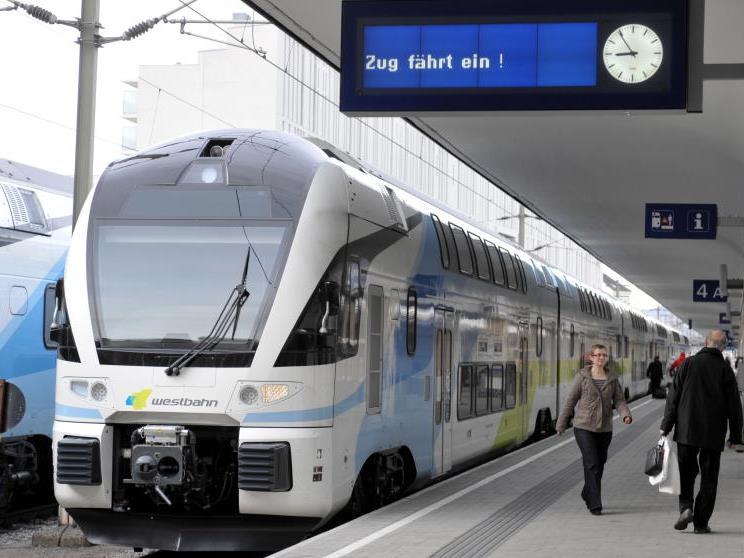 Die Fahrzeit zwischen Wien und Salzburg liegt bei 2 Stunden 55 Minuten und wird weiter verkürzt.