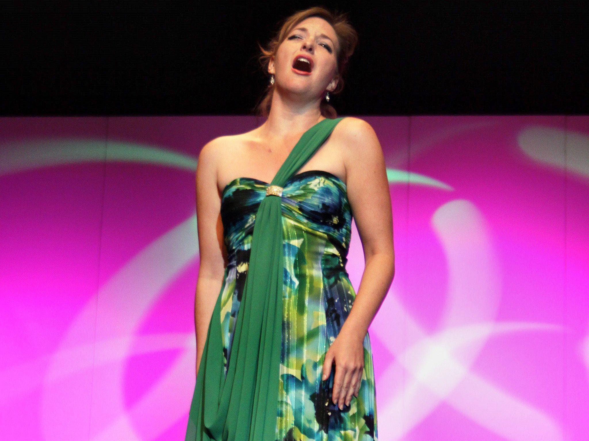 """Opernsängerin Amber Opheim singt im Herbst die Donna Elvira in """"Don Giovanni"""""""