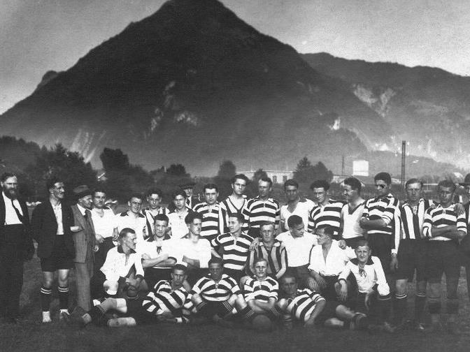 Das 13. Erzählcafé des Geschichtsvereins Region Bludenz hat das Thema Fußball in Bludenz einst und heute zum Thema.