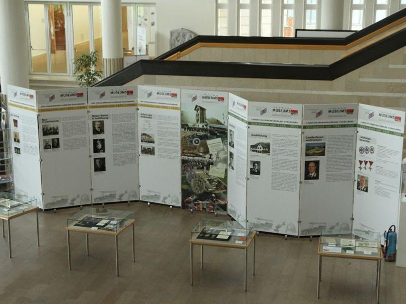 Die Ausstellung ist von 7. bis 28. im Foyer des LKH Feldkirch zu sehen.