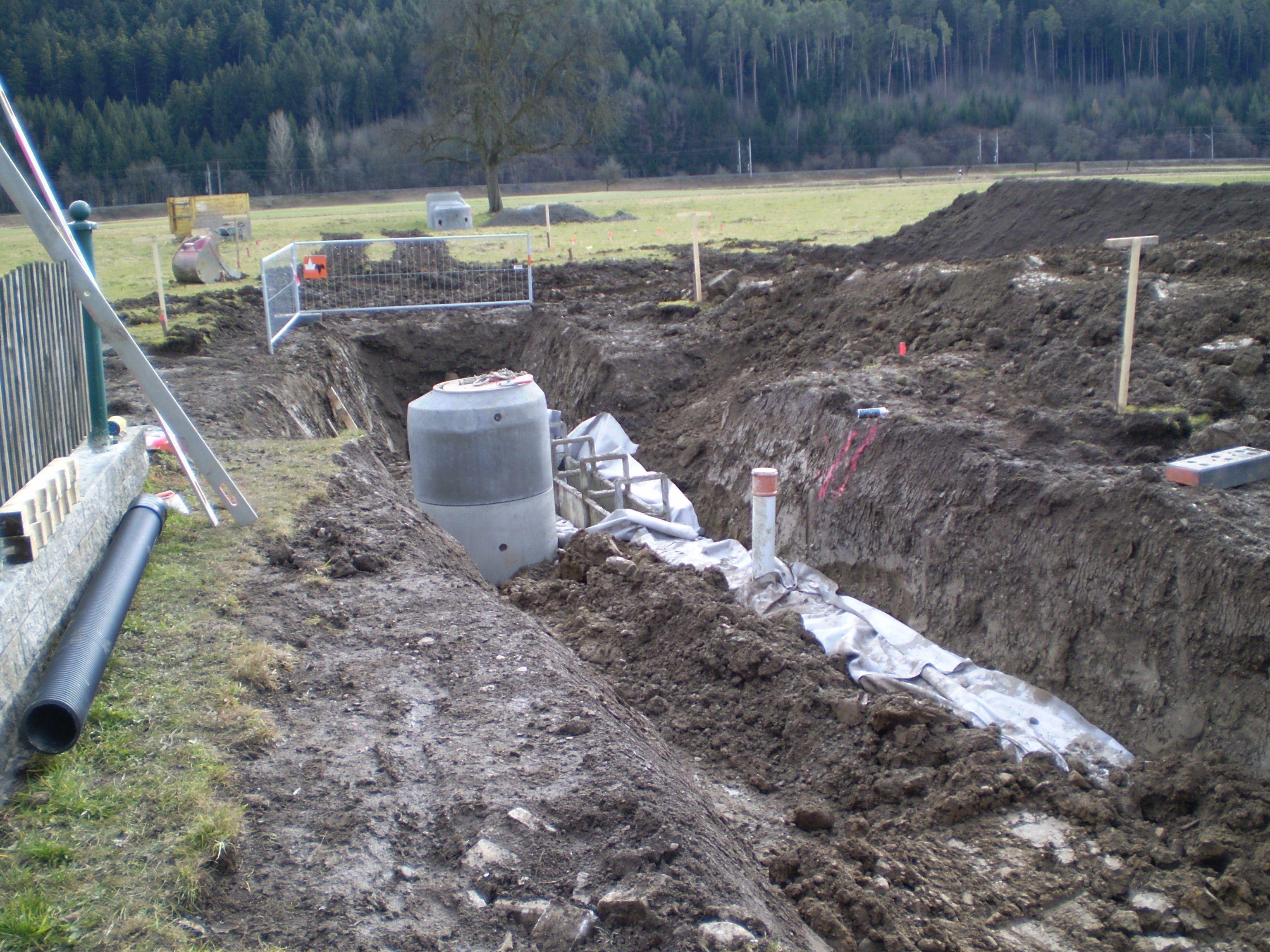 Das Rankweiler Kanalnetz wird sukzessive erneuert.
