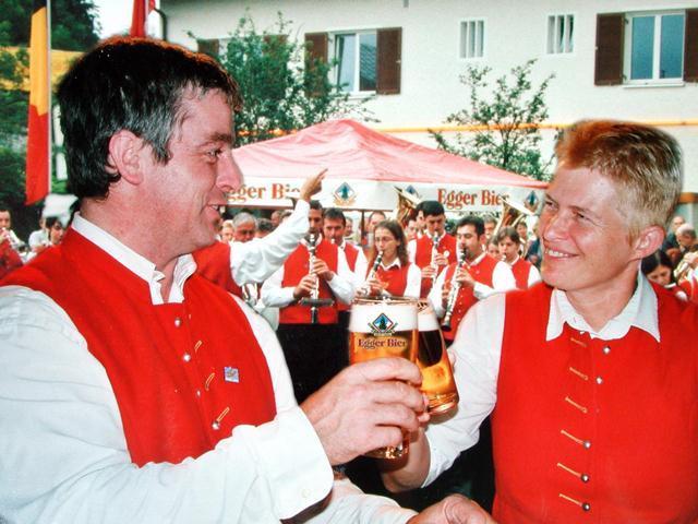 Egger Bier hat eine lange Tradition
