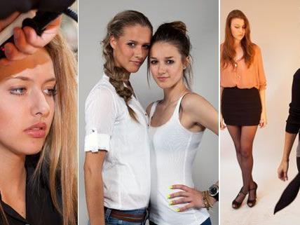 Elite Model Look castete in Linz