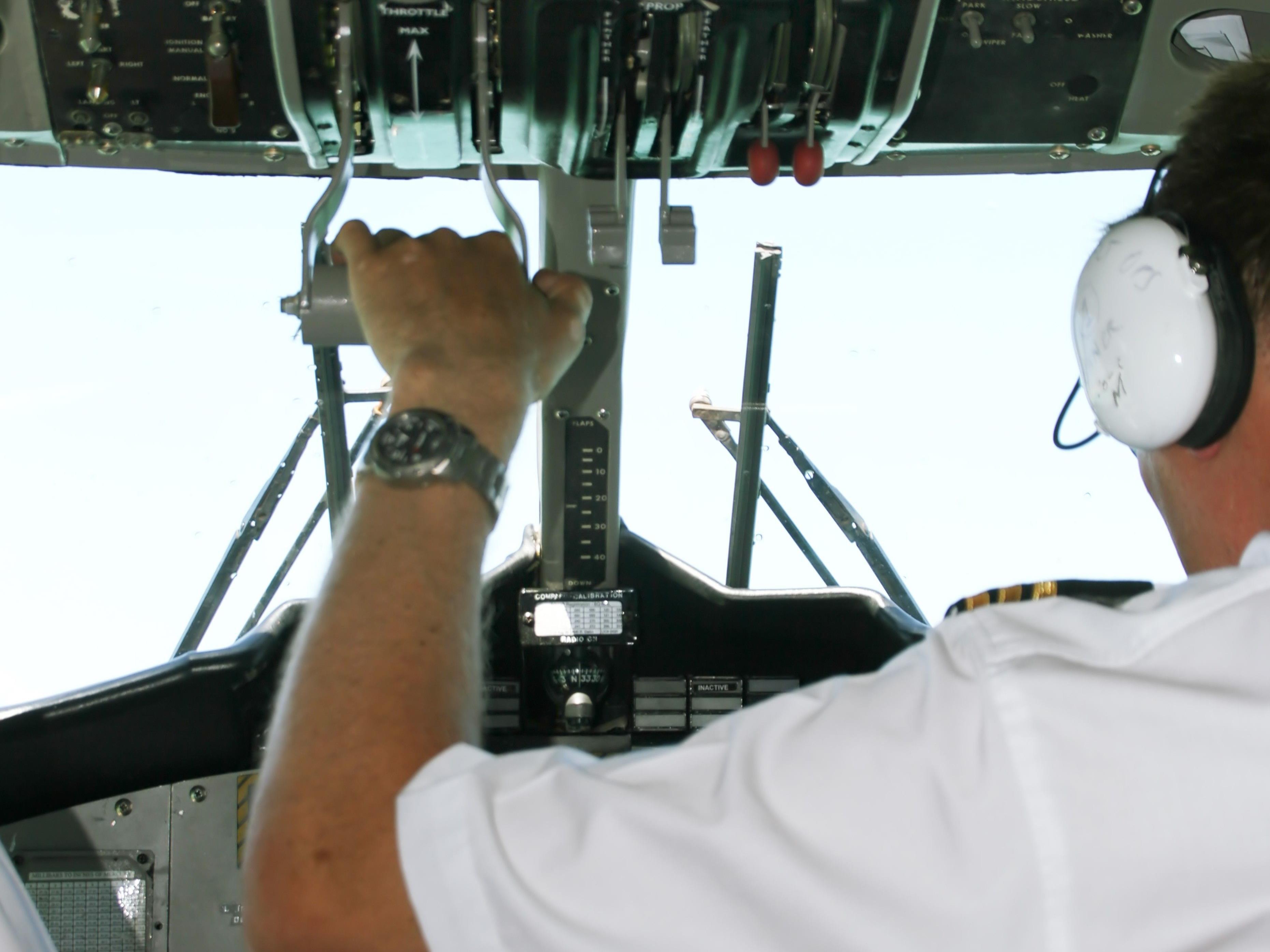 Müdigkeit im Cockpit wird zum Sicherheitsrisiko.