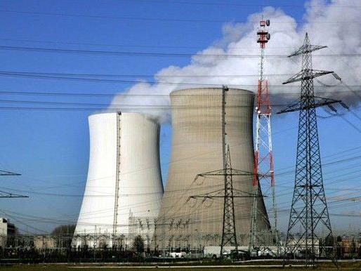 Kernkraftwerk Philippsburg in Deutschland