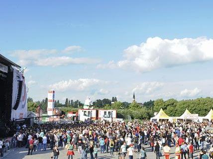 Das Wetter für das Donauinselfest: Sonne überwiegt