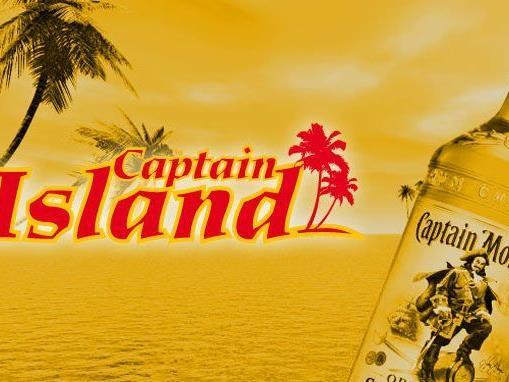 Captain Island hat vom 5. Juli bis 1. September geöffnet