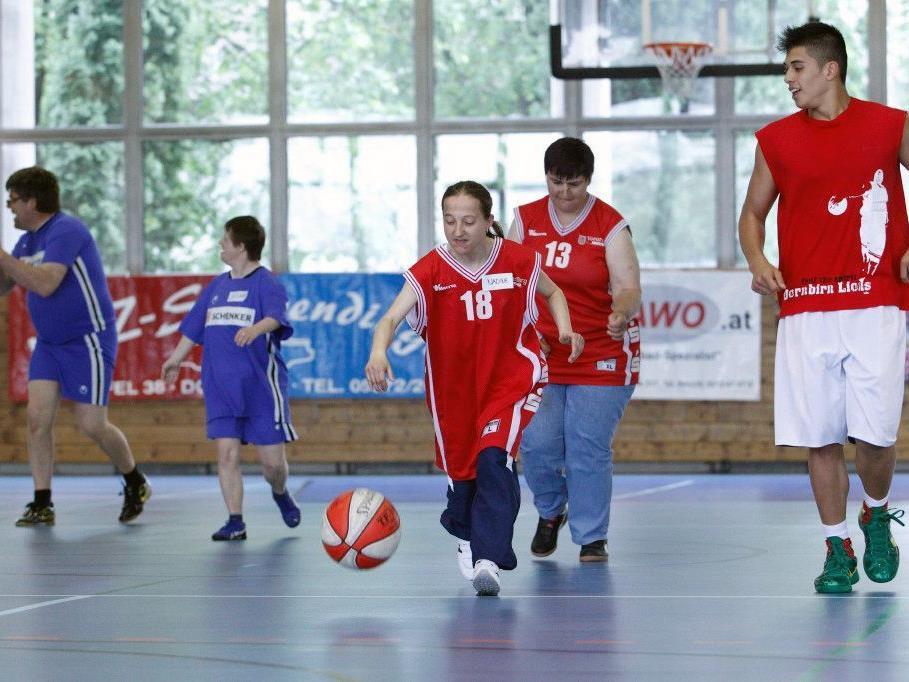 40 Menschen mit Behinderungen nahmen an der Veranstaltung teil.