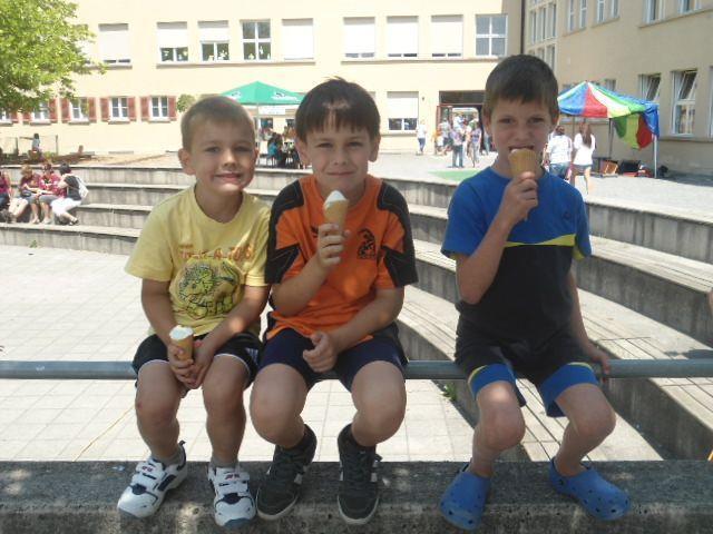 Spielefest bereitete Kindern große Freude