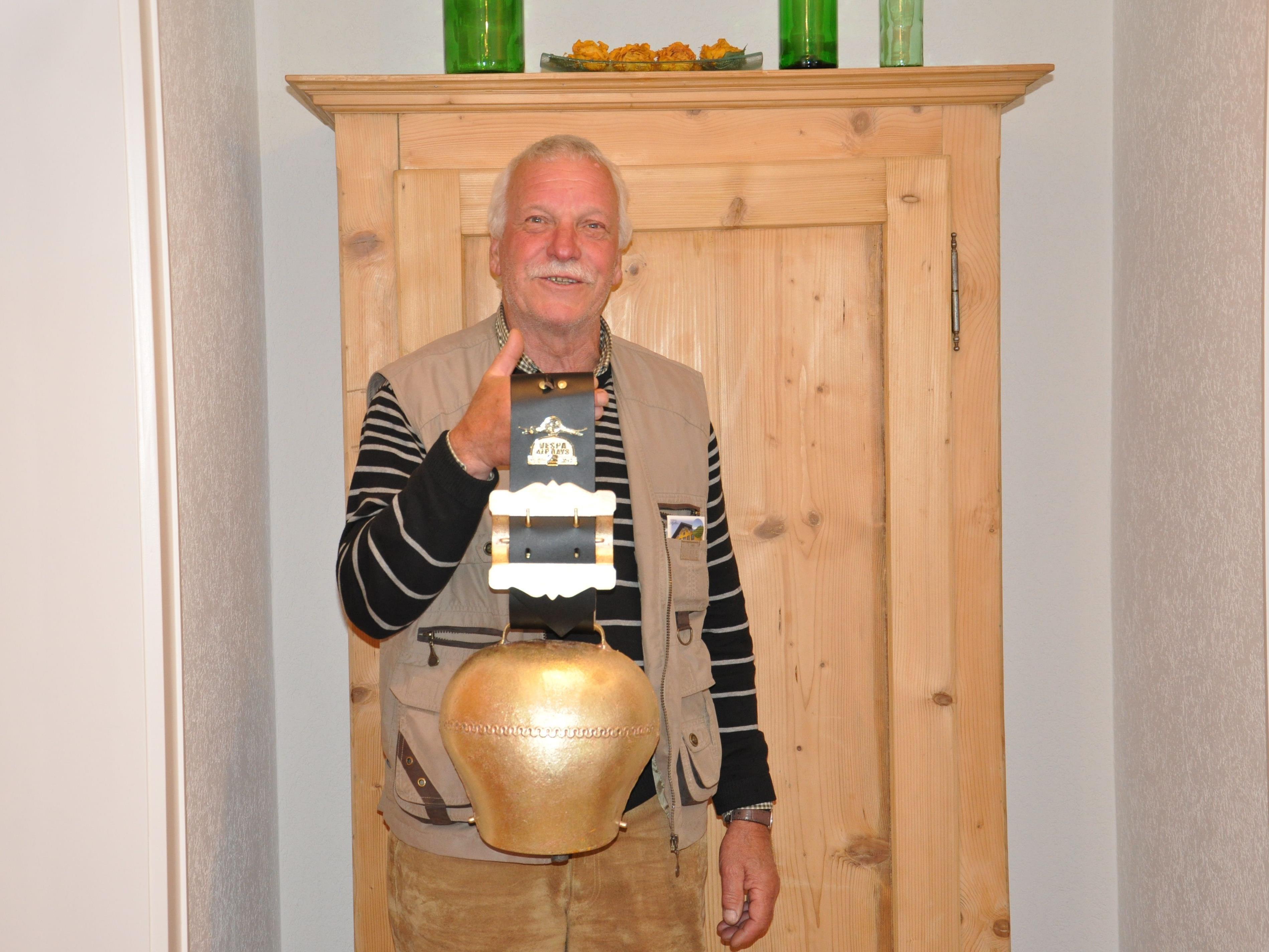 """Glocknerkönig 2012"" Fredi Wiunig"