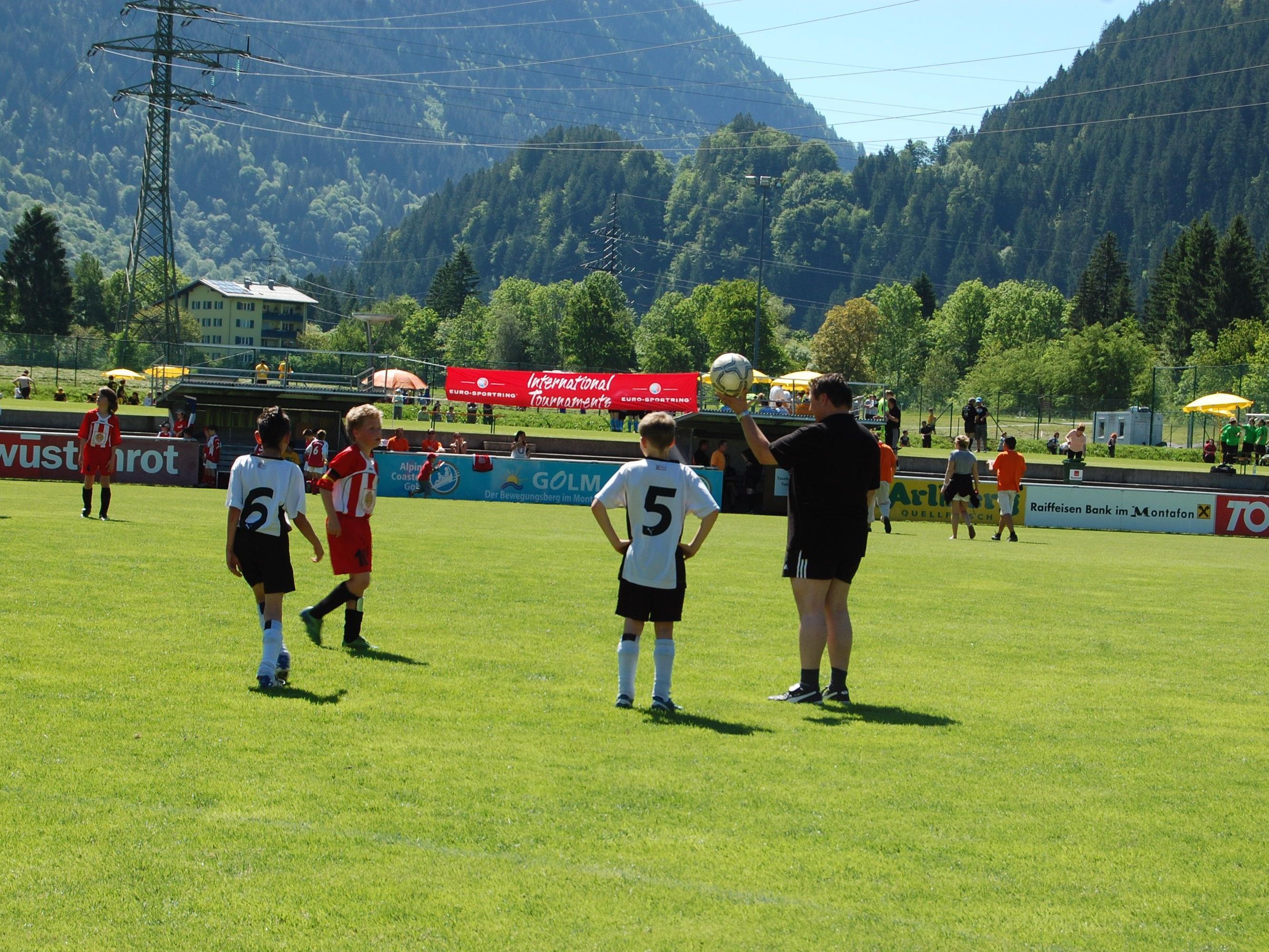 Die Alpine Trophy genießt in Fußballerkreisen einen hervorragenden Ruf.