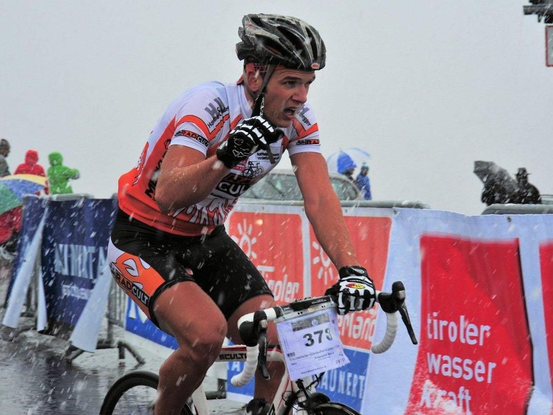 Der Dornbirner Gerd Hagspiel will zwei Siege bei den Klassikern in Tirol holen.