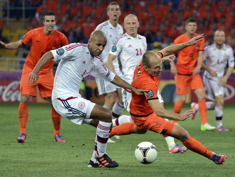 Gut eingestellte Dänen wissen gegen die Niederlande zu überzeugen.