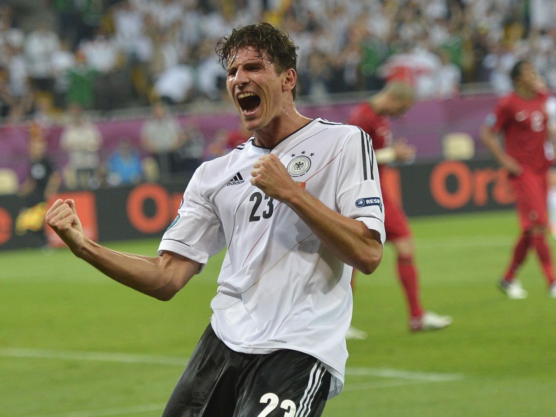 Gomez köpfelte Deutschland zum Sieg.