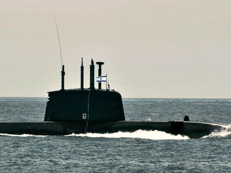 "Drei ""Dolphin""-Klasse U-Boote hat Israel bereits, drei weitere sollen folgen."