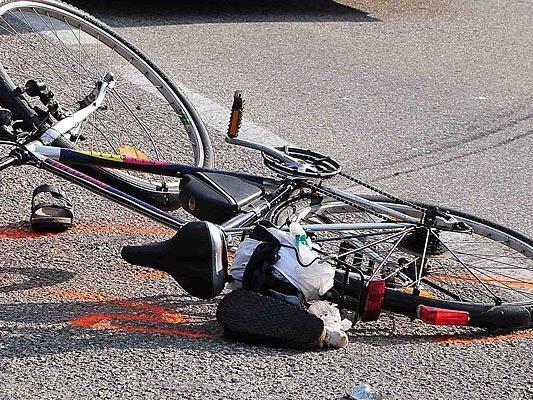 Gleich mehrere Fahrradunfälle am Wochenende in Korneuburg und Co.