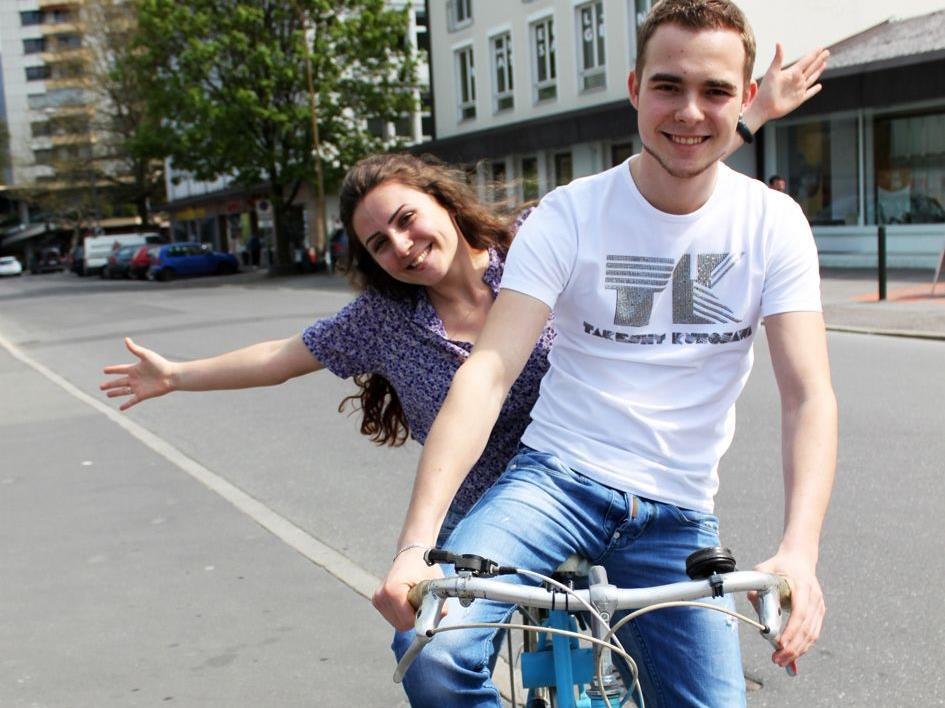 Vom 2. bis 4. Juli gibt es ein Gratis Fahrrad-Check im aha.
