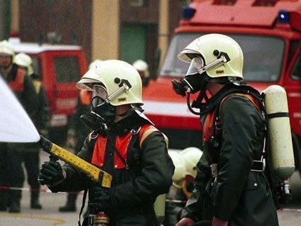 Als ein Stand am Hannovermarkt Feuer fing, musste die Feuerwehr anrücken