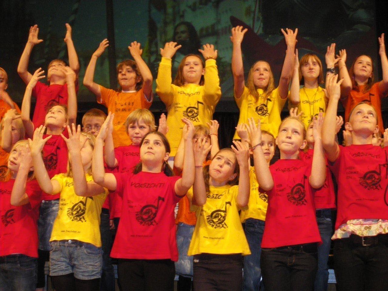 Frechdax feiert zehnjähriges Jubliläum