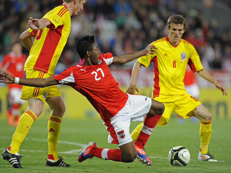 Österreichs Nationalteam blieb im dritten Spiel en Suite Ungeschlagen.
