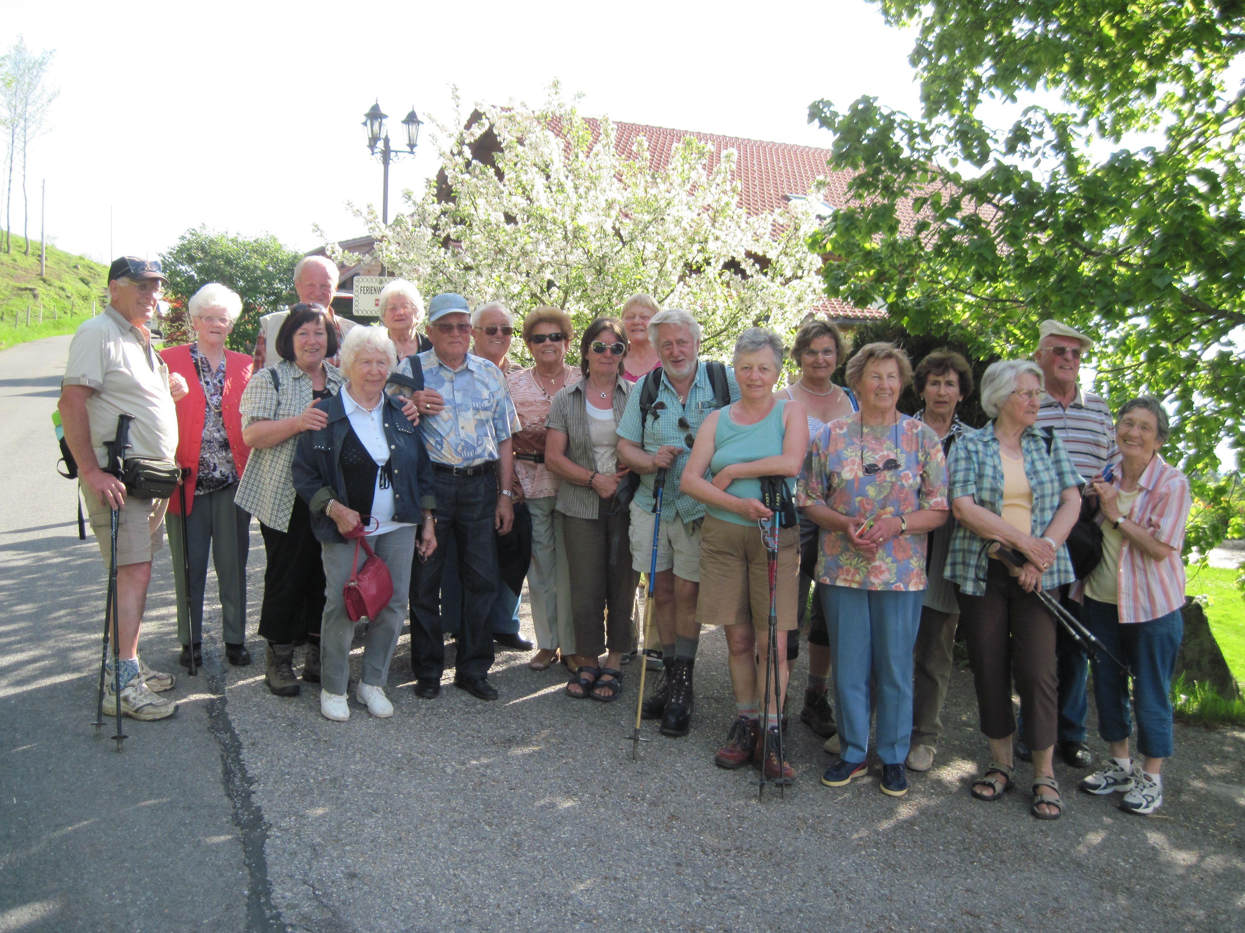 PVÖ-Hörbranz: Mitglieder erlebten tollen Ausflug