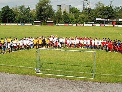 Bereits zum dritten Mal wird das Hofsteig Fußballturnier über die Bühne gehen.