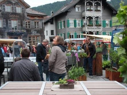 Der Alberschwender Gartenmarkt übertraf alle Erwa